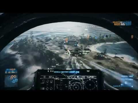 Battlefield 3- Jet Montage Gameplay .. See Description For Educational Flying Tips!