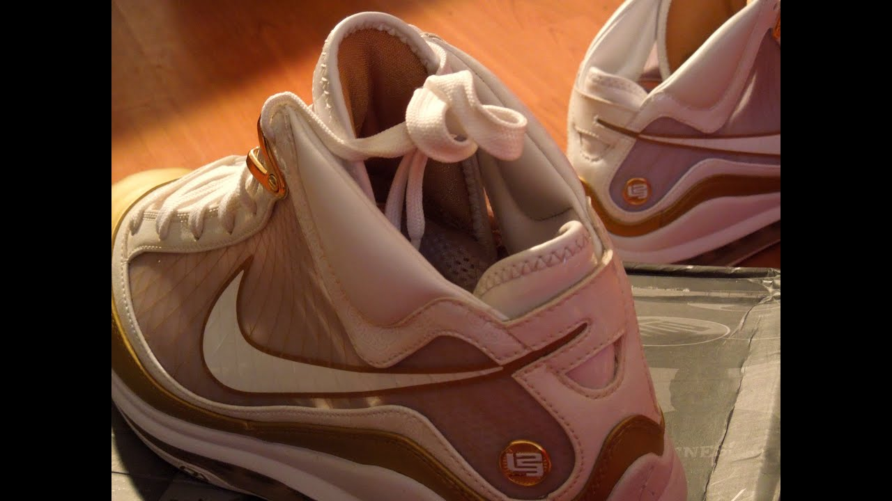 save off c3c0f 0e0bc Nike Air Max Lebron VII (7) China Moon HOH Special Edition