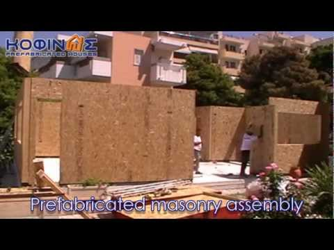 KOFINAS PREFABRICATED HOUSES GREECE – OFFICE CONSTRUCTION