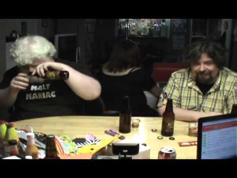 Century Club 2.0 : Albino Rhino Beer Review : VOMIT ALERT
