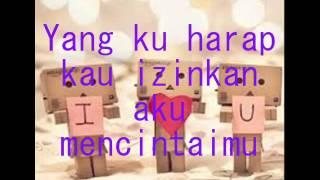 Republik - izinkan aku mencintaimu (lirik) +HD