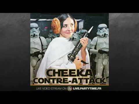 CHEEKA Contre Attack radio show - 01 MARS 2018