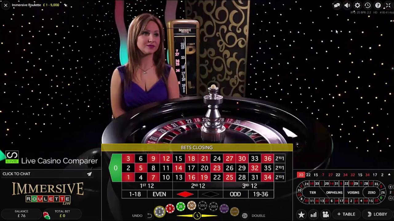 Immersive Roulette Youtube