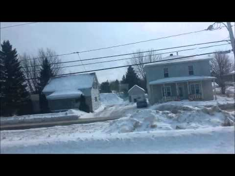 Wonders of Canada S02 E01 -  Riding the train from Quebec to Montreal to Jonquiere