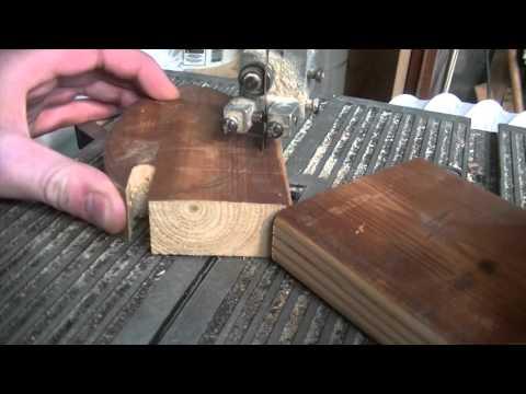 wood knuckles