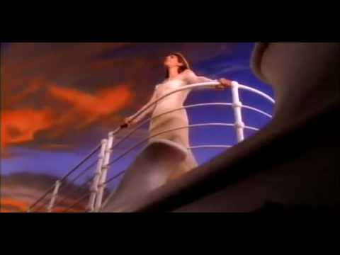Celine Dion - My heart will go one (Official Music Video - Titanic Theme Song)