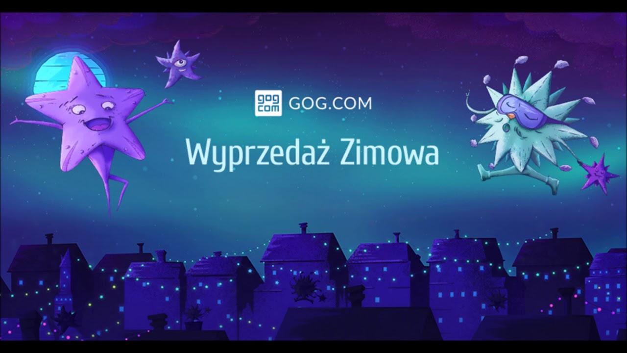INFOLOG – Streamy na TWITCHU, umowa partnerska z GOG.com + wyprzedaż zimowa