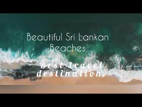 Sri Lanka| Beautiful beaches |Best travel destination