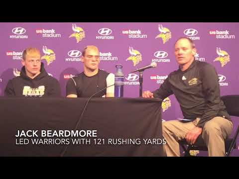 Caledonia Postgame Press Conference, November 15, 2018