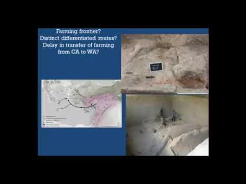 "D. Baird ""Long term settlement history in the Konya Plain, central Anatolia"""