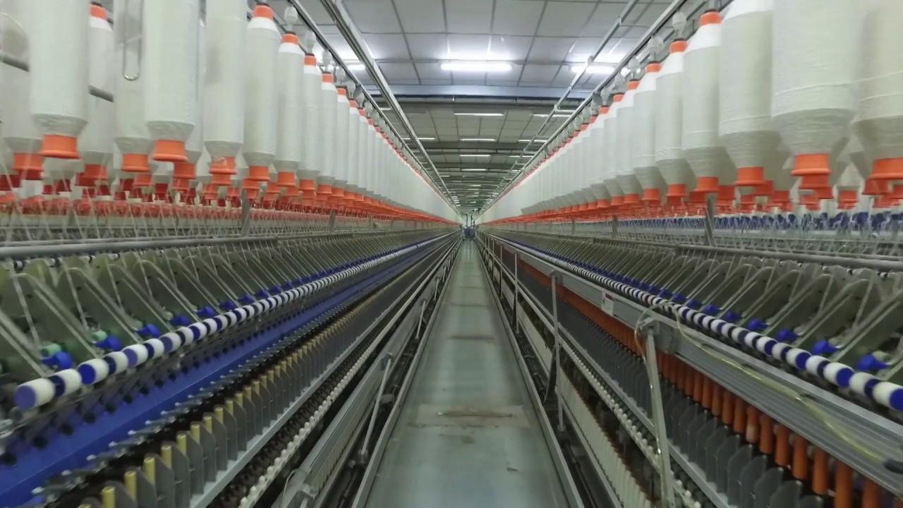 Sagar Yarns The Thoughtful Spinner - Sagar Manufacturers