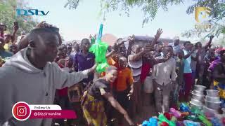 SHANGWE ALILOPATA DIAMOND MULEBA BALAA/ WANAFUNZI WAIIMBA KANYAGA