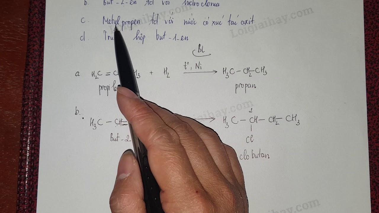 Giải bài 3 trang 132 SGK Hóa học 11