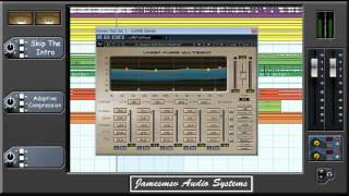 using the waves linear phase multiband compressor linmb a comprehensive tutorial nearly
