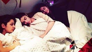 Katrina Kaif, Alia Bhatt & Parineeti Chopra Take A Nap | Bollywood News