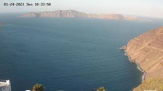 Santorini Daily Video: 24 Jan …