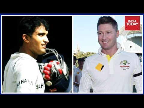 India Today Exclusive: Sourav Ganguly & Michael Clarke Speak On Ranchi Test