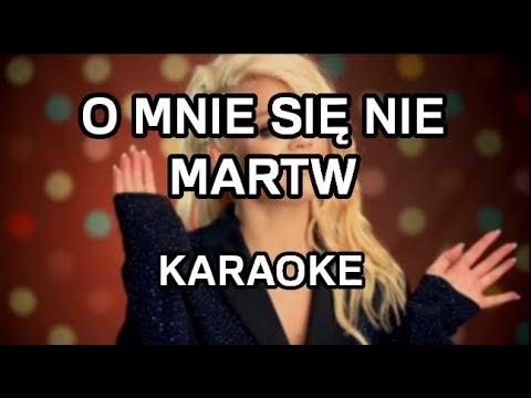 Margaret - O mnie się nie martw [karaoke/instrumental] - Polinstrumentalista