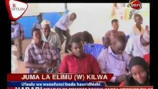 Juma La Elimu Wilaya Ya Kilwa