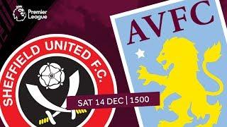 Aston Villa 0 - 2 Sheffield United | Extended Highlights