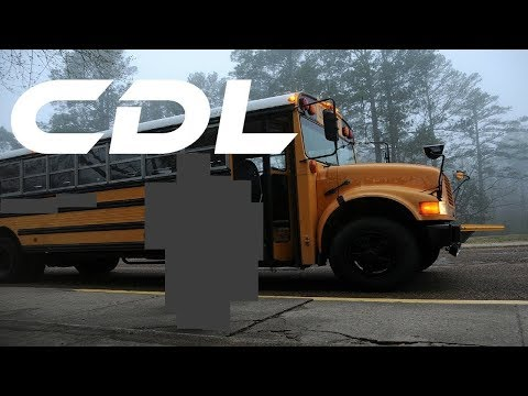 "Answering a Viewer's Question about Training for a Class ""B"" CDL License"