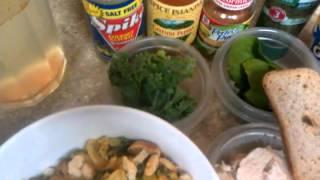 Paleo Diet Recipe - Chicken & Orange Stir Fry