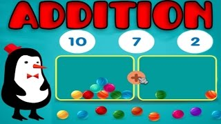 Basic Math For Kids Addition and Subtraction, Science games, Preschool and Kindergarten Activities