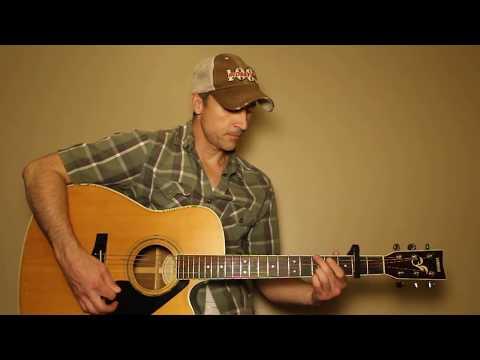 Fire Away - Chris Stapleton - Guitar Lesson | Tutorial