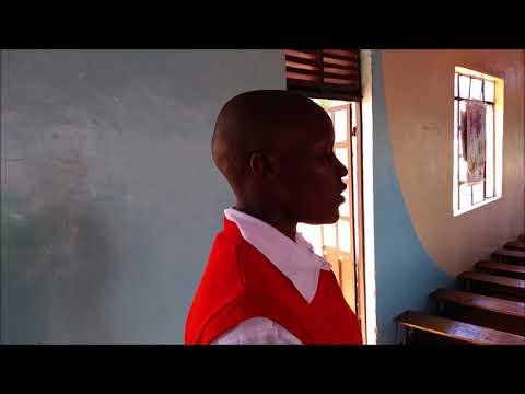 THE FIRST LADII  & BISHOP MARITIM VISITS KAPKISIARA GIRLS SCHOOL