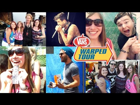 CONCERT DIARIES: WARPED TOUR 2014