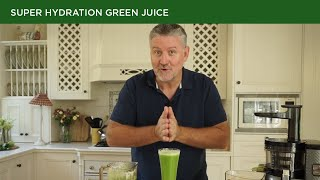 Super Hydration green