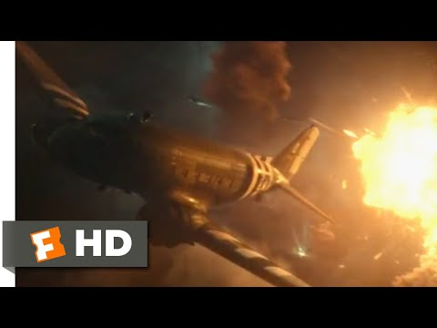 Overlord (2018) - D-Day Flight Scene (1/10) | Movieclips