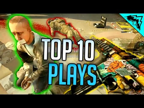 FLYING CLUTCH - Top 10 Rainbow Six Siege CONSOLE Plays of the Week PS4 Xbox One (Bonus Plays 50)