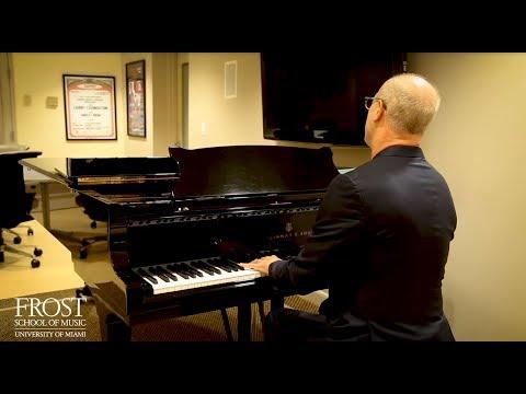 FROST School of Music's Dean Berg