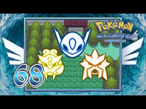 Pokemon Soul Silver ITA [Parte 68 - Leggendari vaganti]