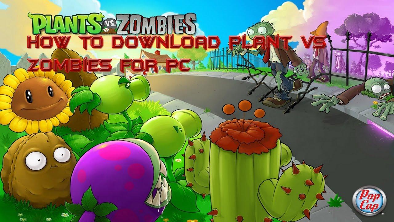 plants versus zombies free download