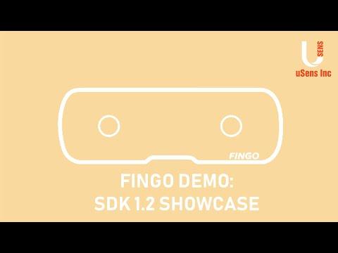 Fingo SDK 1.2 Showcase