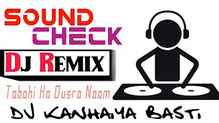 Gambar cover Spekar Check Competion Mix Hard Style Mix Dj Kanhaiya BaSti