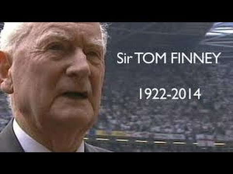 Football Genius - Sir Tom Finney  • A Tribute to a Footballing Legend • Full Documentary