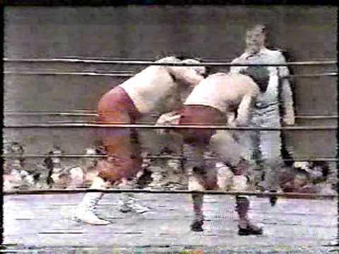 SWI Knoxville 1981 Bruiser Brody , Wayne Ferris Debut