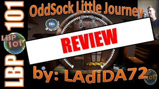 LittleBigPlanet 3 | OddSock Little Journey | LAdiDA72 (REVIEW)