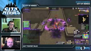 """City of Heroes Post-Mortem with Matt """"Positron"""" Miller"""