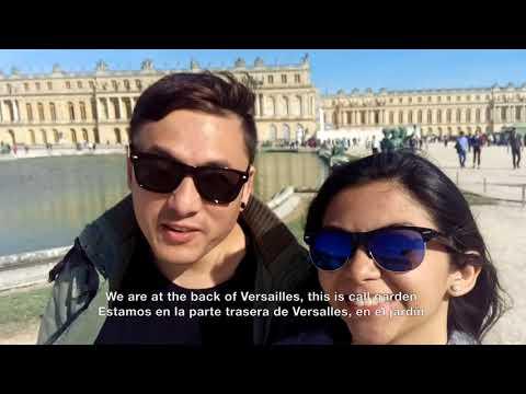 Mel Tour 2017 - Helsinki, Rovaniemi, Paris, Venecia y Oslo
