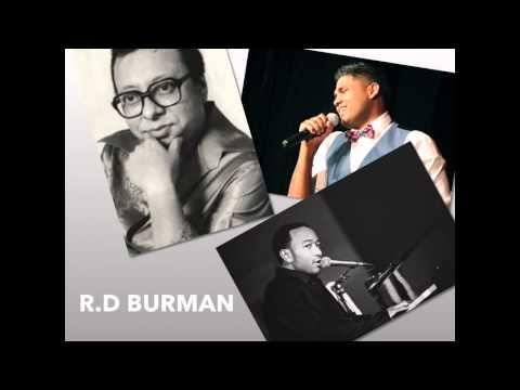All Of Me/Tum Aa Gaye Ho (John Legend/ R.D Burman)- PURNASH