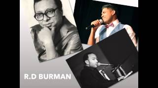 All of Me/Tum Aa Gaye Ho (John Legend/ R.D Burman)- PURNASH