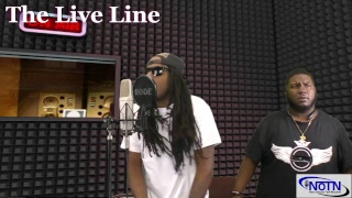 The Live Line New Orleans #1 Hip-Hop T.V. Show