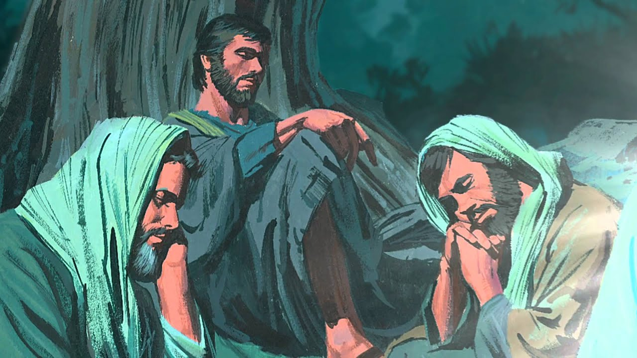 Chapter 51: Jesus Suffers in the Garden of Gethsemane