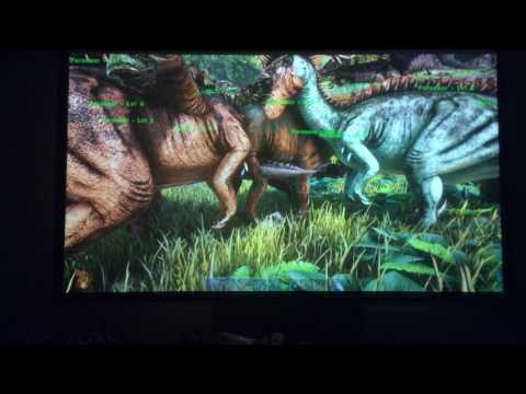 How to paint your Dino's ark Xbox one
