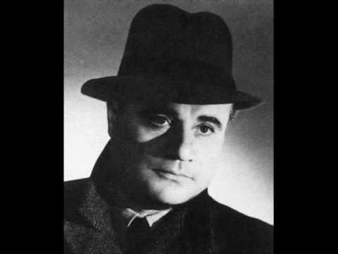 Beniamino Gigli - Panis Angelicus - 1936