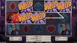 NetEnt Wild Wild West 30€ Freispiele